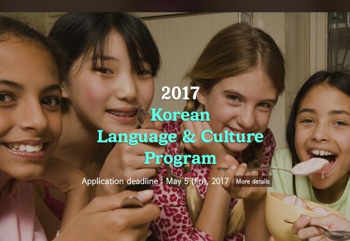 Summer Scholarship Opportunity for Korean Adoptees