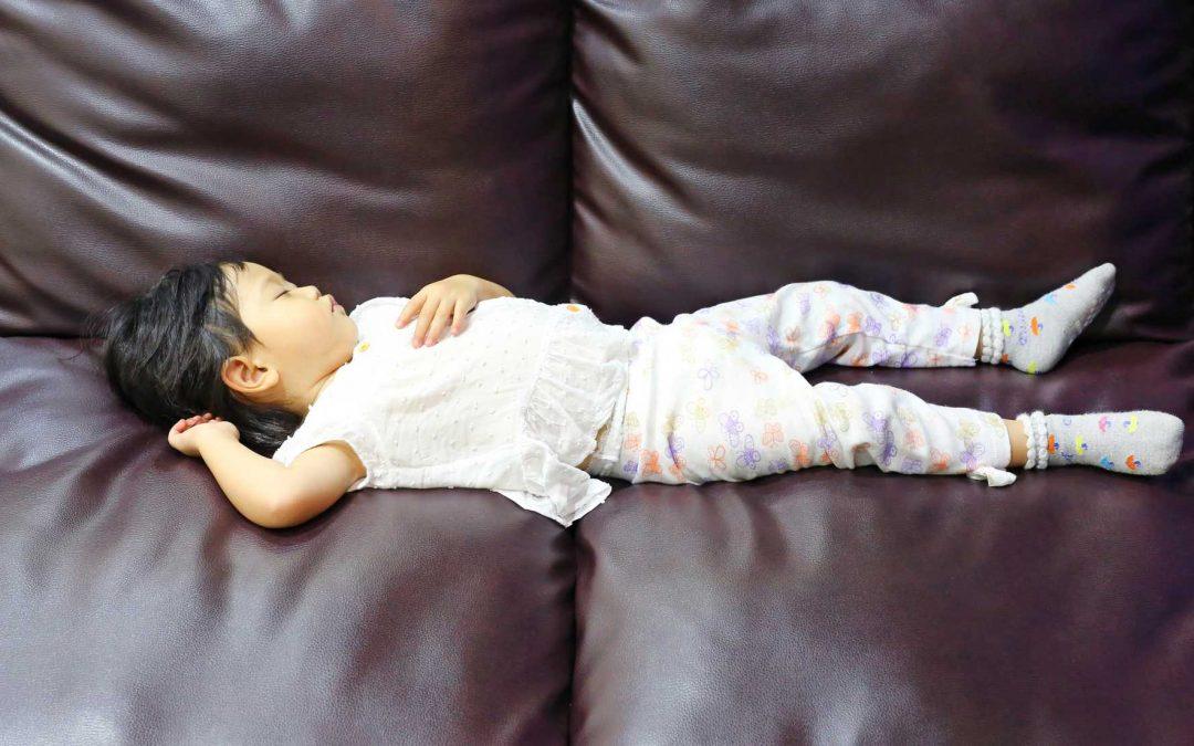 Easing the Adoption Transition: Korean Sleep Patterns