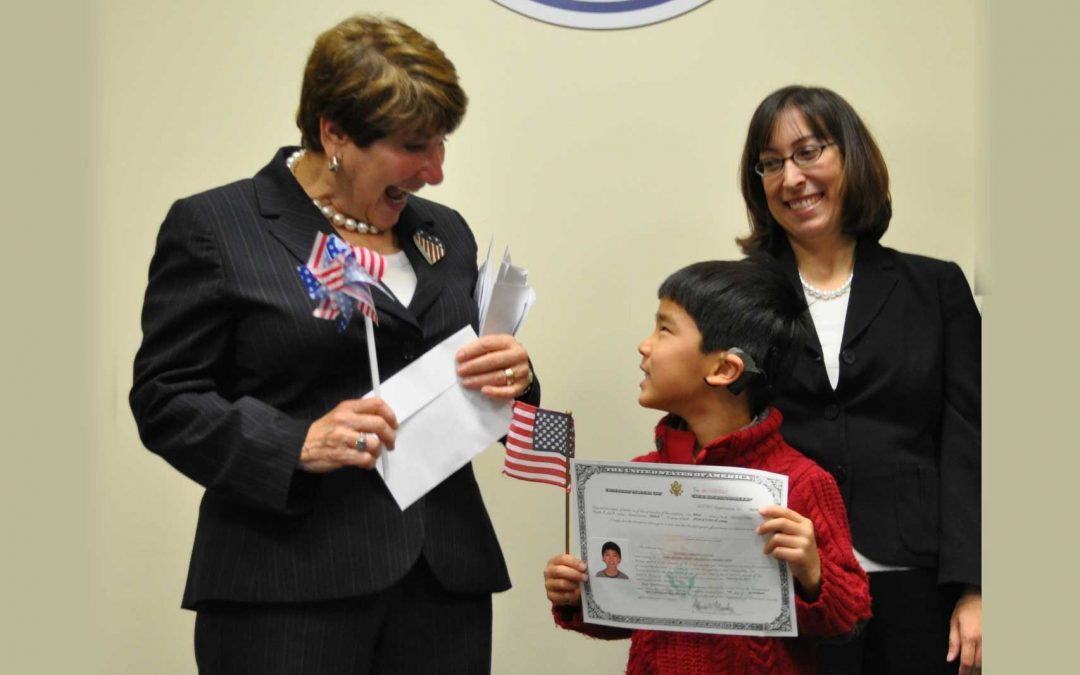 Why Does your Adopted Child Need a Certificate of Citizenship?