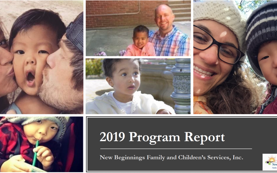 New Beginnings 2019 Program Report