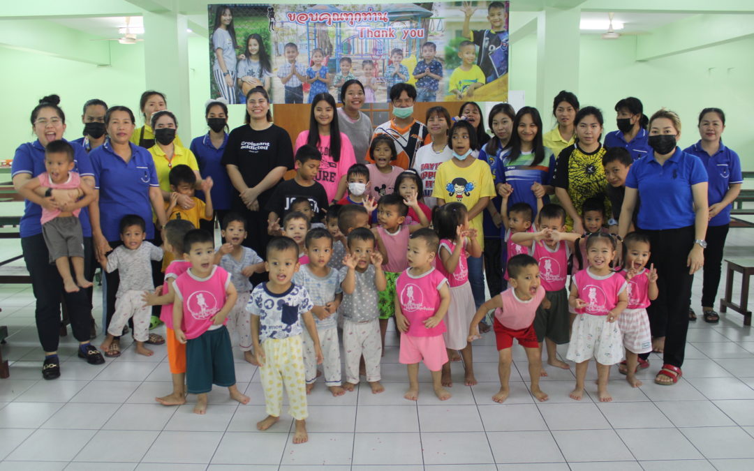 Please Join Me to Sponsor Meals to Benefit the Children at the Pattaya Orphanage – Saowanee